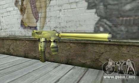 SMG из Counter Strike para GTA San Andreas