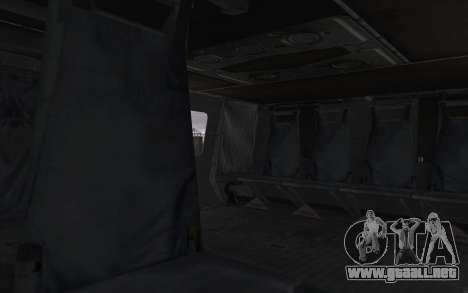 MH-X Silenthawk para la vista superior GTA San Andreas