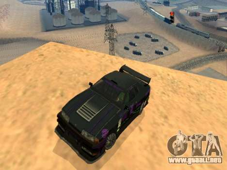 Equipo de Luni vinilos para Elegy para visión interna GTA San Andreas