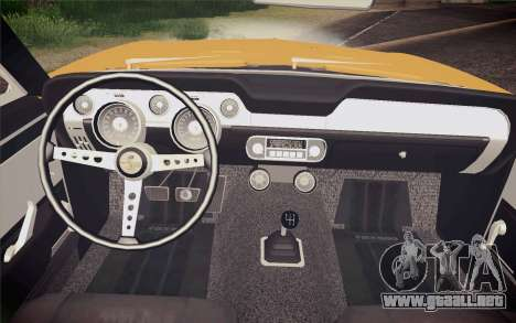 Equus Bass 770 para la visión correcta GTA San Andreas