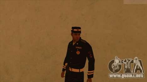 Pieles de la policía y el ejército para GTA San Andreas séptima pantalla