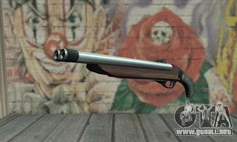 Escopeta recortada para GTA San Andreas