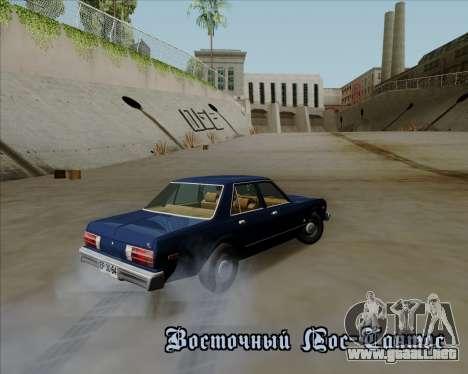 Dodge Aspen para GTA San Andreas left