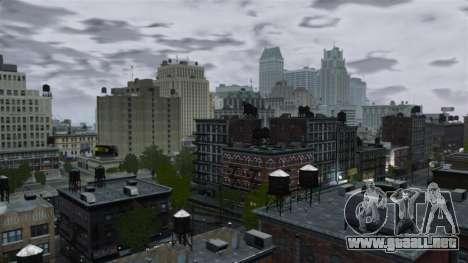 Tiempo Irán para GTA 4 segundos de pantalla