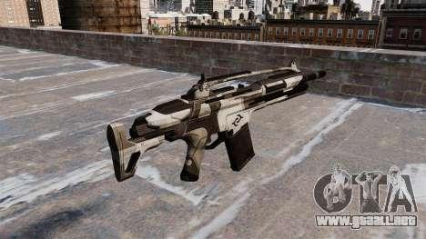 Automático Crysis 2 v2.0 para GTA 4 segundos de pantalla