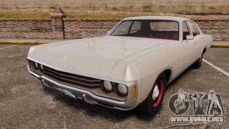 Dodge Polara 1971 para GTA 4
