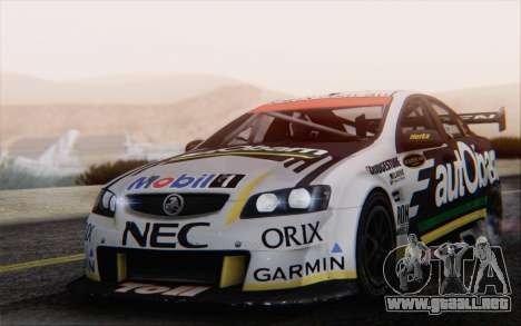Holden Commodore para la vista superior GTA San Andreas