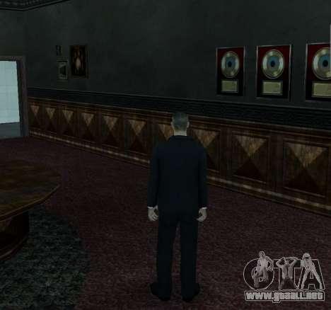New WMOMIB para GTA San Andreas segunda pantalla