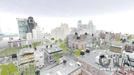 El Clima De Londres para GTA 4 segundos de pantalla