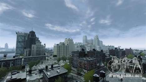El Clima De Italia para GTA 4 segundos de pantalla