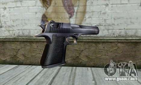 Desert Eagle из Counter Strike para GTA San Andreas segunda pantalla