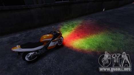 Mixto de faros para GTA 4 segundos de pantalla