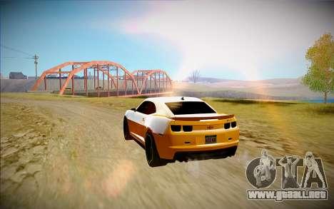 ENBSeries débil para PC para GTA San Andreas décimo de pantalla