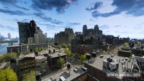 El Clima De Nueva York para GTA 4 tercera pantalla