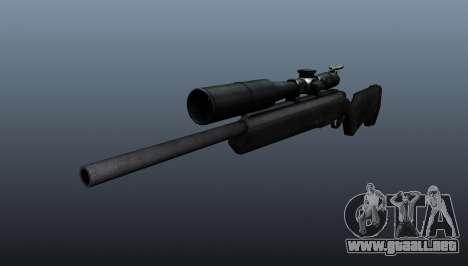 El rifle Steyr Scout para GTA 4