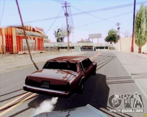 ENB HD CUDA 2014 v.3.5 Final para GTA San Andreas
