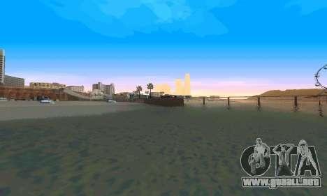 ENBseries para PC de gran alcance para GTA San Andreas sucesivamente de pantalla