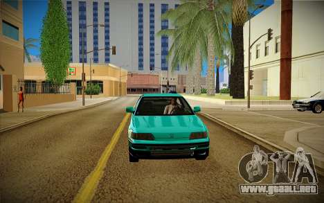 ENBSeries débil para PC para GTA San Andreas séptima pantalla