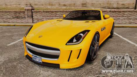 GTA V Benefactor Surano para GTA 4