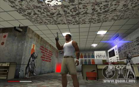 Weapon.dat modificado para GTA San Andreas tercera pantalla