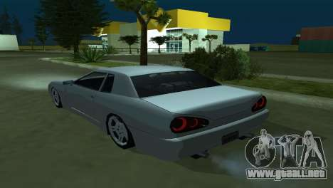 Elegy 280sx para vista lateral GTA San Andreas