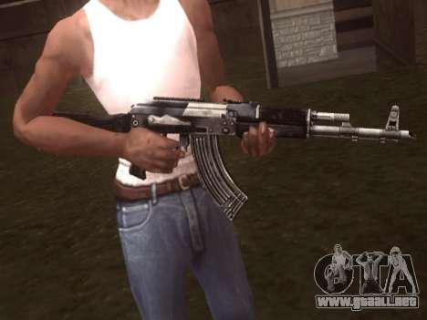 AK-103 para GTA San Andreas