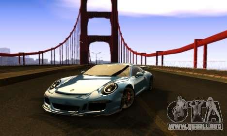 ENBSeries Exflection para GTA San Andreas sexta pantalla