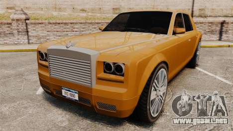 Super Diamond VIP para GTA 4