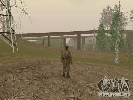 Mochila 2.0 para GTA San Andreas