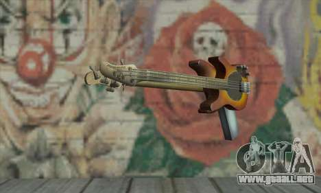 Guitar Eagle para GTA San Andreas