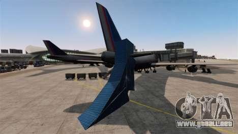 Truco-estacionar en el aeropuerto para GTA 4 adelante de pantalla