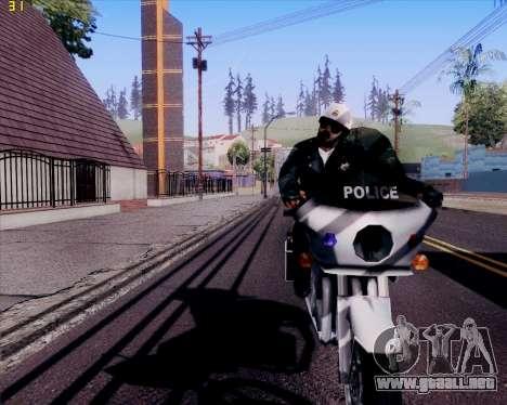 ENB HD CUDA 2014 v.3.5 Final para GTA San Andreas séptima pantalla