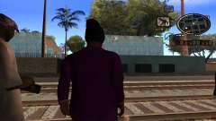 Noticias de C-HUD para GTA San Andreas