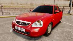 VAZ-2170 de Dubai para GTA 4