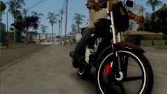 Honda Titan para GTA San Andreas