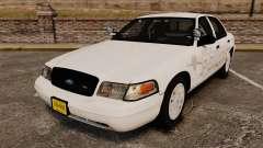Ford Crown Victoria Traffic Enforcement [ELS] para GTA 4