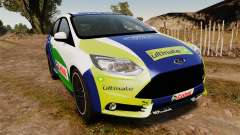 Ford Focus ST Rally para GTA 4