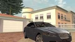 Jaguar XFR 2010 para GTA San Andreas