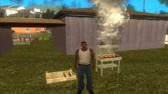 Barbecue para GTA San Andreas