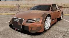 Audi A4 2008 Touring car para GTA 4