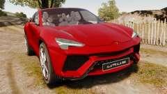 Lamborghini Urus LP840 2015