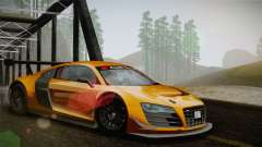 Audi R8 LMS Ultra Old Vinyls