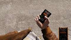 Tema Hallowicked araña para su teléfono para GTA 4