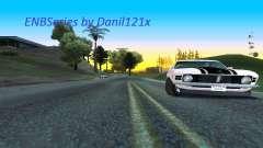 ENBseries para PC de gran alcance para GTA San Andreas