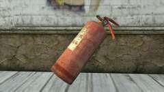 El Antiguo Extintor De Incendios para GTA San Andreas