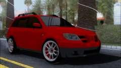 Mitsubishi Outlander Turbo 2005 para GTA San Andreas