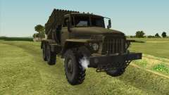 Ural 375 BM-21