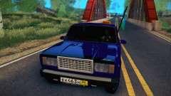 VAZ 2107 VDV para GTA San Andreas