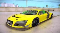 Audi R8 LMS Ultra v1.0.0 para GTA San Andreas