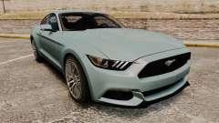 Ford Mustang GT 2015 v2.0
